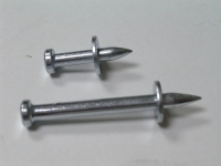 """1/4"""" HEAD PINS (WITH STEEL WASHER)"""