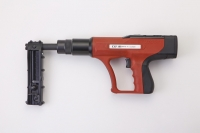 全自動擊釘器 EXP100-MX32 -最小聲, 無後座力, 打不累, 施工者愛不釋手!